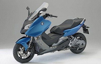Moped  Sale on Bmw Scooter C 600 Sport
