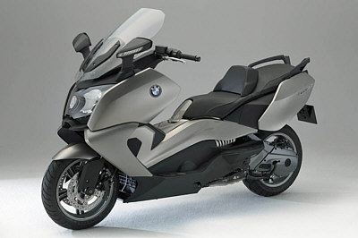 Scooter on Bmw Scooter C 650 Gt