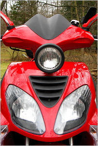 Incredible Adding Lights To Your Scooter Scooter Focus All About Scooters Wiring 101 Vihapipaaccommodationcom