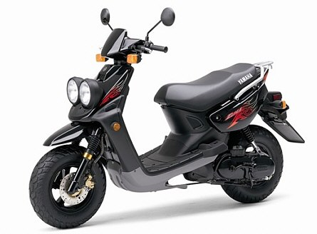 Best Value Japanese Scooters - Yamaha Zuma? - Scooter Focus